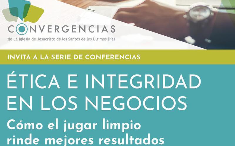 Serie de conferencias de ética reunirá a expertos mundiales en R. D.